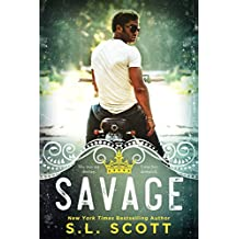 Savage (The Kingwood Duet Book 1) (English Edition)
