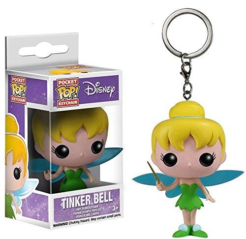 Disney - Pocket Pop - Vinyl Schlüsselanhänger - Tinker Bell