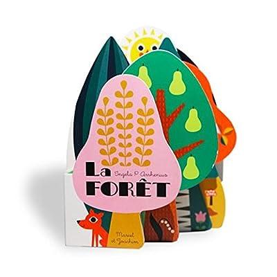 Tout-carton Ingela P.Arrhenius - La forêt (éd.2018)