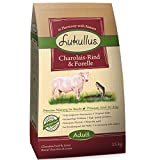 Lukullus Nourriture pour chien Charolais (bœuf et la truite. A Heathly équilibré Nourriture pour votre chien