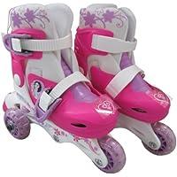 Princess Adjustable 2-in-1 3 Wheel Skates.