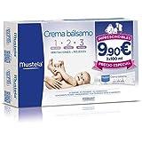 Mustela - Crema balsamo irritaciones y rojeces pack 2u. Bebe