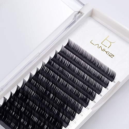 50938093d67 Eyelash Extensions D Curl 0.15mm Flat Individual Eyelash Lash Mixed Tray  Individual Eyelash Extensions Professional