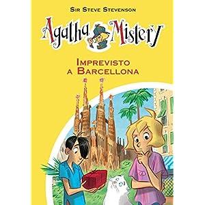 Imprevisto a Barcellona. Agatha Mistery. Vol. 25