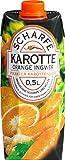 Scharfe Säfte Karotte, 12er Pack (12 x 500 ml)
