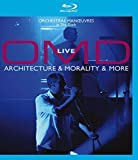 : OMD - Live/Architecture & Morality & More [Blu-ray] (Blu-ray)