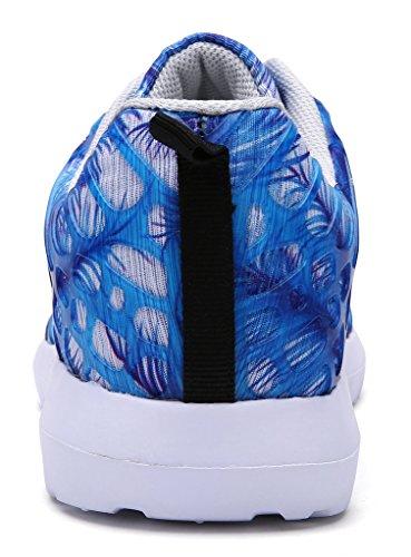 Maylen Hughes , Baskets pour homme Bleu