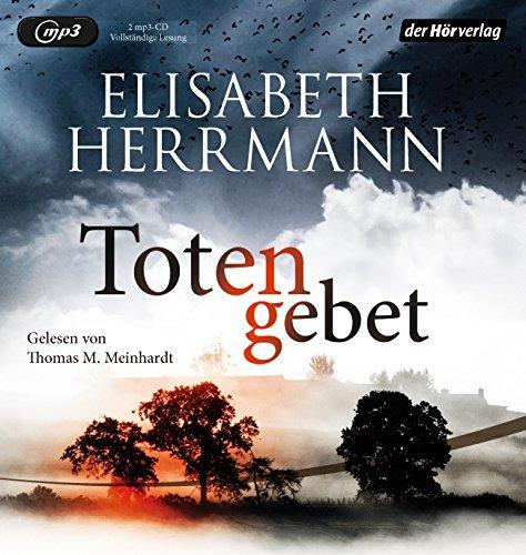Buchseite und Rezensionen zu 'Totengebet' von Elisabeth Herrmann