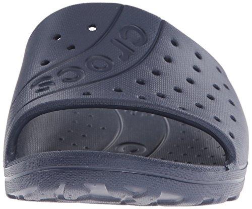 Crocs Chawaii Slide, Sandales - Mixte Adulte Bleu (Navy)