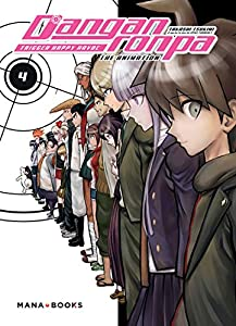 Danganronpa Edition simple Tome 4