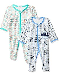 Mother's Choice Baby Boys' Clothing Set (Pack of2)
