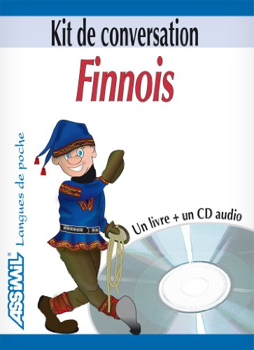 Finnois Kit Conversación (Libro+CD): Kit De Conversation (Assimil evasioni)