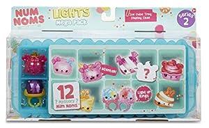 Splash Toys-30413-Num Nombres Mega Pack Luminoso-Mini Figura Luminosa