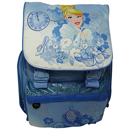 Disney Aschenputtel G Rucksack Kinderrucksack Erweiterbar mit Geschenk
