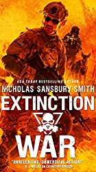 Extinction War (The Extinction Cycle Book 7)