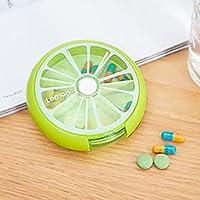 beccy.steve Aufbewahrungsbox / Tablettendose / Tablettenspender, für Tabletten / Süßigkeiten, ideal auf Reisen... preisvergleich bei billige-tabletten.eu