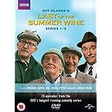 Last Of The Summer Wine: Series 1-4 [DVD] by Peter Sallis