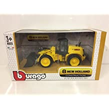 Bburago - Bulldozer W190C New Holland (18-32081)