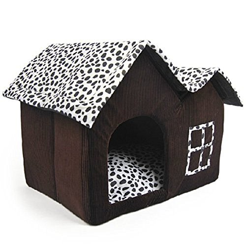 Nikgic Luxury Cozy 2-in-1 Pet House y sofá