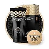 Titan Gel Verbesserte Gold Männlichen Penis JELQ Übung Massagevergrößerung Extender Creme 60g