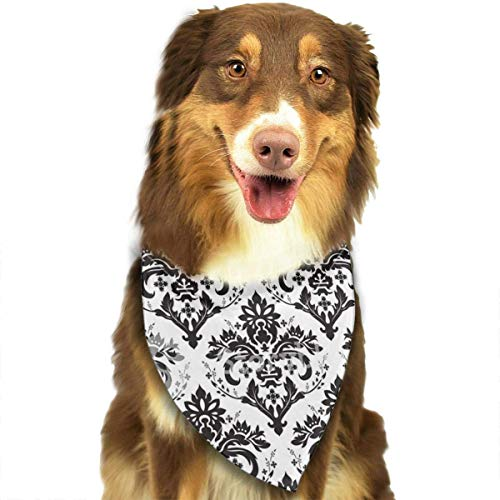 oque Pet Dog Bandanas Triangle Bib Scarf Accessories for Dogs, Cats, Pets Animals ()