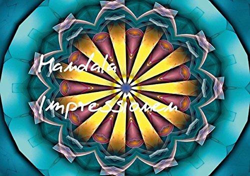 Mandala Impressionen (Tischaufsteller DIN A5 quer): Esoterik und Entspannung (Tischaufsteller, 14 Seiten) (CALVENDO Gesundheit) [Taschenbuch] [Aug 19, 2013] Burlager, Claudia