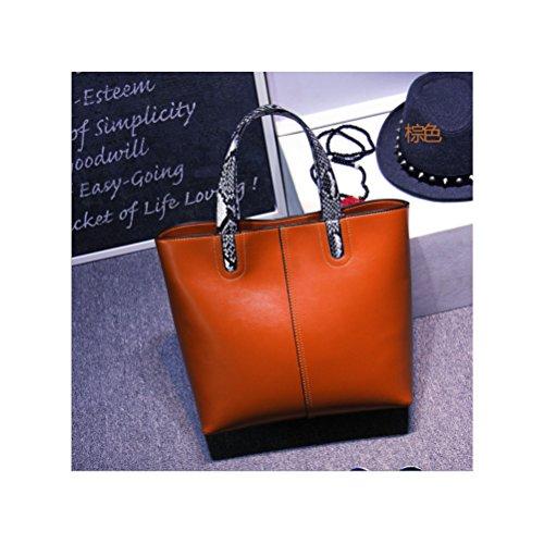 Doti Style - Borse a Tracolla Donna Orange