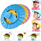 #10: Modulyss Baby Bath Shower Cap For Babies