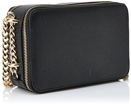 Versace Damen Ee1vrbbc2 E70034 Umhängetaschen, 7.5x13x20 cm Schwarz