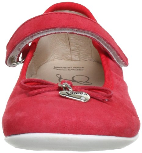 Liu Jo Girl Puc2832B, Chaussures à lacets fille Rouge (Corallo)