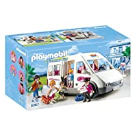 Playmobil 5267 Summer Fun Hotel Bus