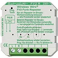 Ripetitore Radio da incasso 230V FV2R