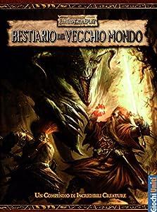 Giochi Uniti Juegos Unidos Warhammer Fantasy: bestiario del Mundo Antiguo, Multicolor, gu3503