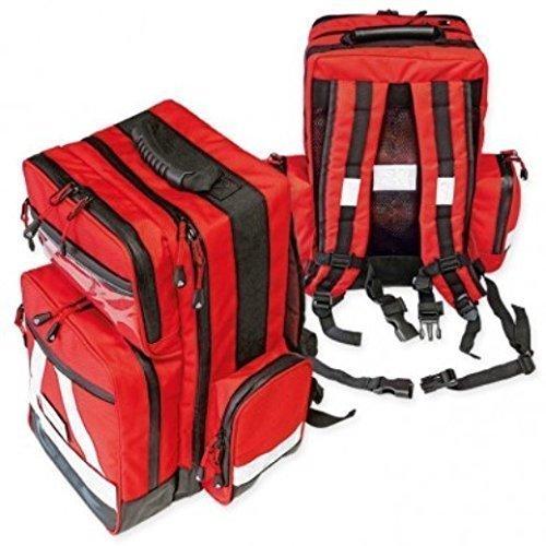 Notfallrucksack ratiomed groß, rot,leer (Badartikel)