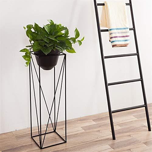 Exing flower stand, mensola per esposizione di vasi di fiori (dimensione : 60 * 25 * 25cm)