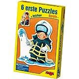 2447 - HABA - 6 Erste Puzzle - Berufe