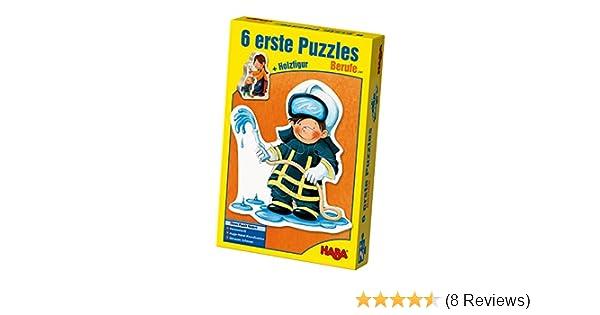 Puzzles & Geduldspiele Zoo Spiel Deutsch 2013 6 erste Puzzles Puzzles