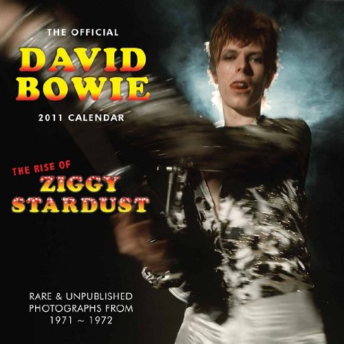 David Bowie 2011 por BrownTrout Publishers Ltd
