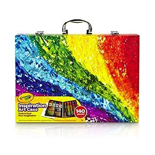 Crayola Inspiration Art Case -140 pieces