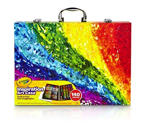 crayola-04-2532-valigetta-arcobaleno-con-140-pezzi