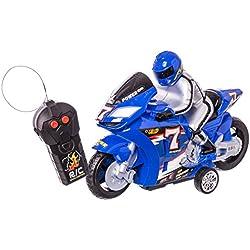 Juinsa - Motocicleta con radio control, 23 x 15 cm (96359.0)