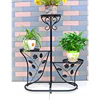 QianDa Etagère à à à fleurs Cadre de fleur en fer Multi - étages Flower Pots 588e73d9868