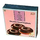Saby Food Chocolate Glazed Doughnut Mix , 335g