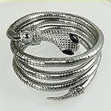 Dp Design® UN53 Armband in Schlangenform, inspiriert von Isabelle Lightwood aus