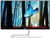 AOC I2281FWH 54,6 cm (21,5 Zoll) Monitor (VGA, 2x HDMI, 1920 x 1080, 60 Hz, 4ms Reaktionszeit) schwarz