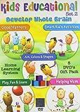 Kids Educational Set - 2 (Set of 5 DVDs)...