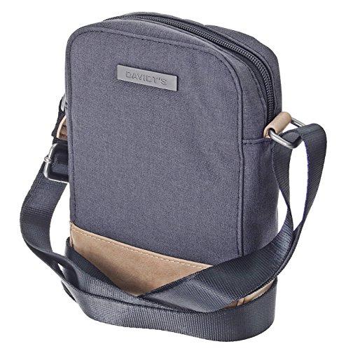 Kuriertasche Schultertasche Citybag Flugbegleiter Umhängetasche Business Messenger Bag Tasche Dokumententasche