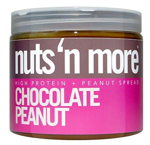 Muttern 'n mehr Schokolade Peanut Butter