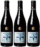 Weinkellerei Brogsitter Spätburgunder Iris 2014/2015 Halbtrocken (3 x 0.75 l)