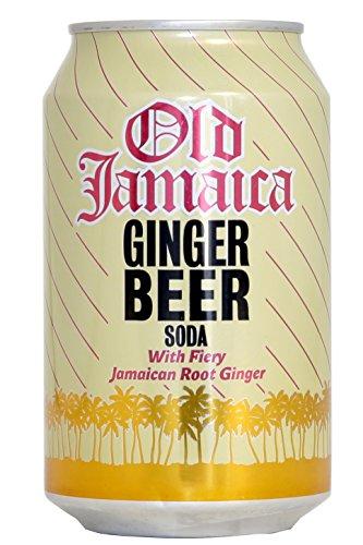 Old Jamaica - Getränk mit Ingwerbier-Geschmack -330ml - Alc.: 0% (Beer Jamaica Ginger)